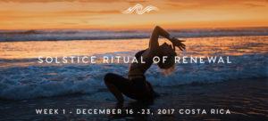 DEC 2017 COSTA RICA RETREAT